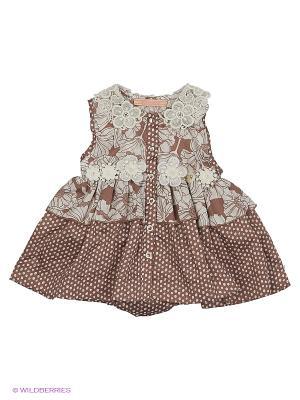 Комплект одежды CHOUPETTE. Цвет: коричневый