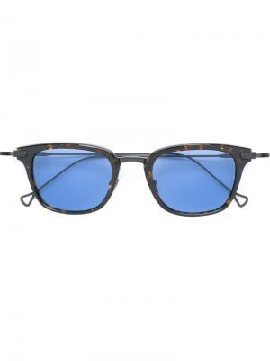 Солнцезащитные очки Dita Eyewear. Цвет: чёрный