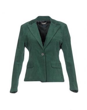 Пиджак DIXIE. Цвет: изумрудно-зеленый