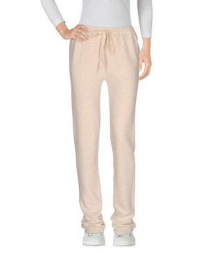Повседневные брюки ZHELDA. Цвет: бежевый