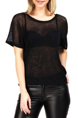 Пуловер Apanage. Цвет: черный