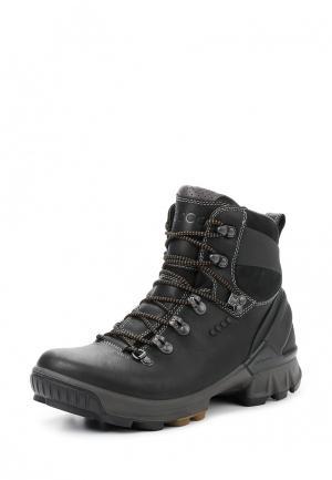Ботинки BIOM HIKE ECCO. Цвет: черный