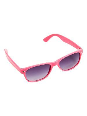 Солнцезащитные очки Kameo-bis. Цвет: черный, розовый