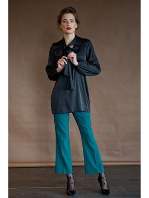Блузка Tsurpal. Цвет: черный