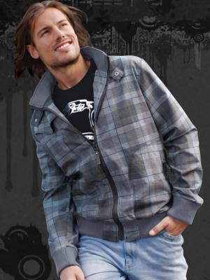 Куртка Quelle. Цвет: серый (осн.)