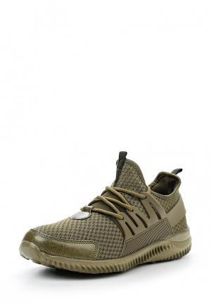 Кроссовки WS Shoes. Цвет: хаки