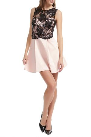 Платье LIPSY. Цвет: black/neutral