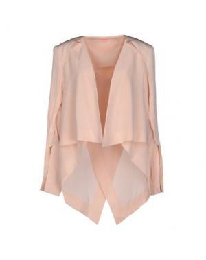 Пиджак SASS & BIDE. Цвет: розовый