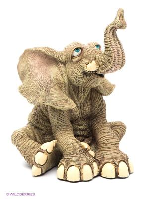 Фигурка Слон Sealmark. Цвет: бежевый