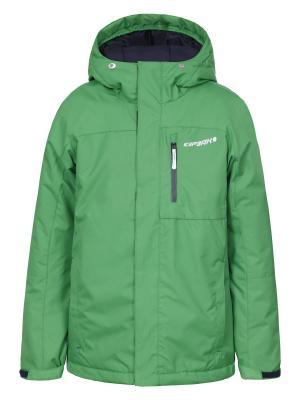 Куртка Icepeak. Цвет: зеленый