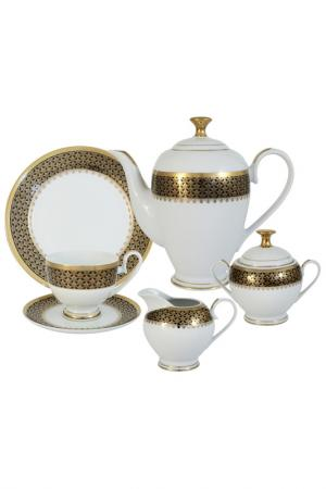 Чайный сервиз, 23 предмета Midori. Цвет: мультиколор