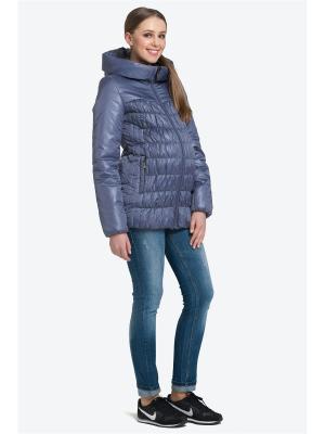 Куртка Modress. Цвет: сиреневый, фиолетовый