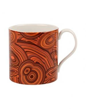 Для чая и кофе JONATHAN ADLER. Цвет: ржаво-коричневый