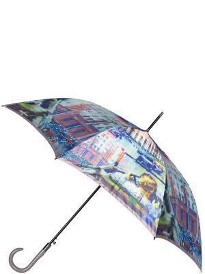 Зонт Eleganzza. Цвет: синий, голубой, оливковый