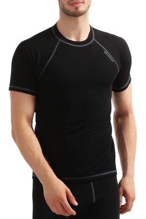 T-shirt GWINNER. Цвет: black