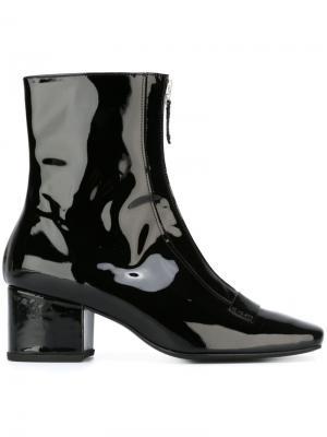 Ботинки Double Delta Dorateymur. Цвет: чёрный