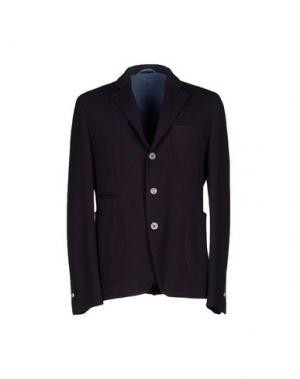 Пиджак JOHN SHEEP. Цвет: красно-коричневый