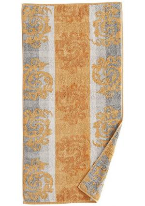 Махровое полотенце CAWÖ. Цвет: киви