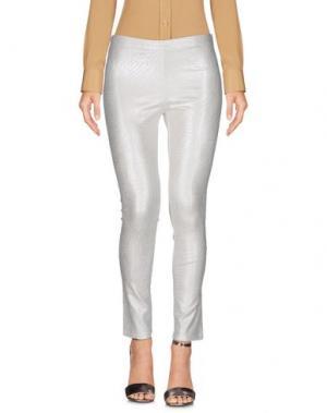 Повседневные брюки ANONYME DESIGNERS. Цвет: слоновая кость