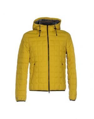 Куртка BOSIDENG. Цвет: желтый