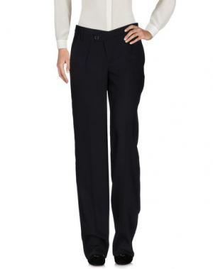Повседневные брюки DIRK BIKKEMBERGS. Цвет: черный