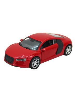 Машина металлическая 1:33 HOFFMANN. Цвет: красный