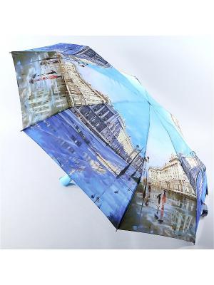 Зонт Zest. Цвет: синий, фиолетовый