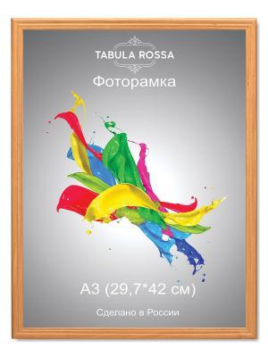 Фоторамка 29,7х42 №455 Tabula Rossa. Цвет: светло-оранжевый
