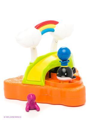 Игрушка Летнее купание Жирафики. Цвет: голубой