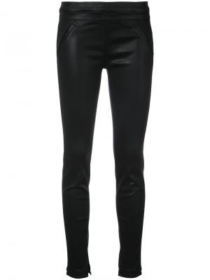 Узкие брюки Sonia Rta. Цвет: чёрный