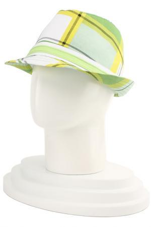 Шляпа BRUNOTTI. Цвет: зеленый