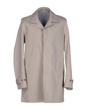 Легкое пальто EXIBIT. Цвет: светло-серый