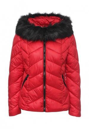 Куртка утепленная Urban Bliss. Цвет: красный