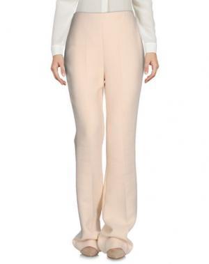 Повседневные брюки CARVEN. Цвет: бежевый