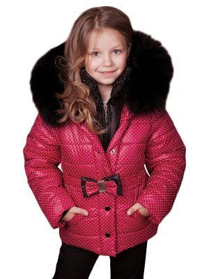 Куртка babyAngel. Цвет: малиновый