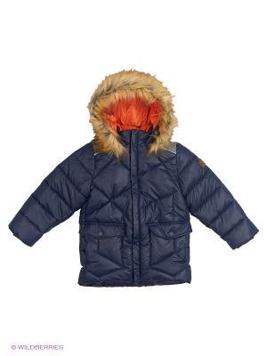 Куртка BOOM. Цвет: синий