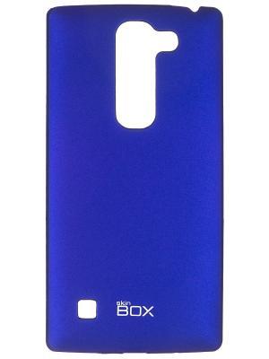 Клип-кейс для LG Spirit skinBOX. Цвет: синий