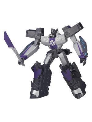 Трансформеры: Воин Мегатронус Hasbro. Цвет: фиолетовый, серый