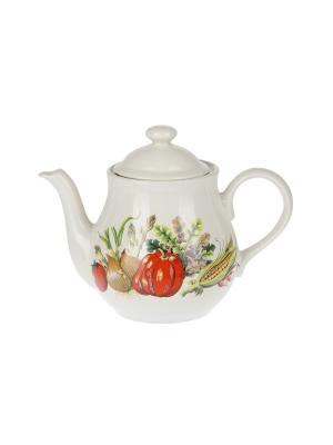 Чайник Sestesi. Цвет: белый