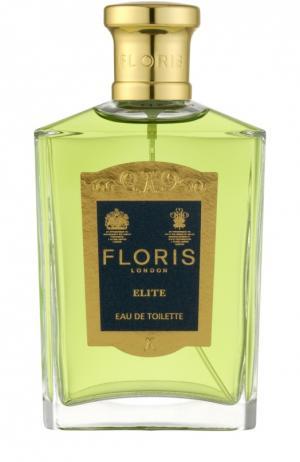 Туалетная вода Elite Floris. Цвет: бесцветный