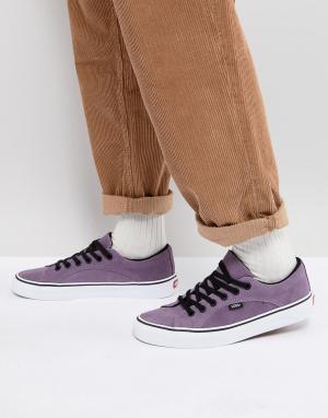 Vans Фиолетовые кроссовки VA38FIQVK. Цвет: фиолетовый