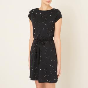 Платье SALOME SESSUN. Цвет: черный