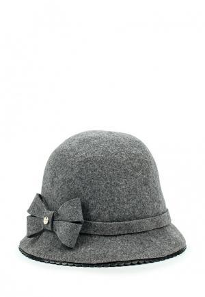 Шляпа Venera. Цвет: серый