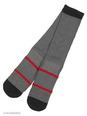 Носки DC Shoes. Цвет: серый, бронзовый, черный