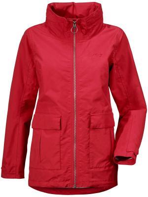 Куртка THORILD DIDRIKSONS. Цвет: красный