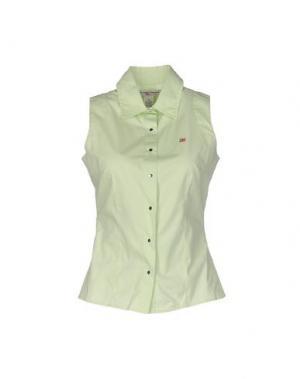Pубашка POLO JEANS COMPANY. Цвет: светло-зеленый