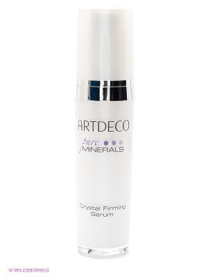Сыворотка с эффектом лифтингаCrystal Firming Serum, 30мл ARTDECO. Цвет: белый