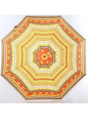Зонт Airton. Цвет: коричневый, бежевый