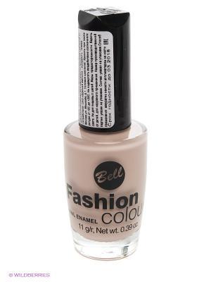 Устойчивый гипоаллергенный лак для ногтей Fashion Colour, тон 810 Bell. Цвет: бежевый