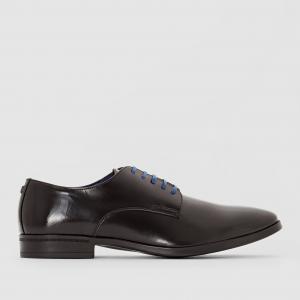 Ботинки-дерби, URIAC AZZARO. Цвет: черный